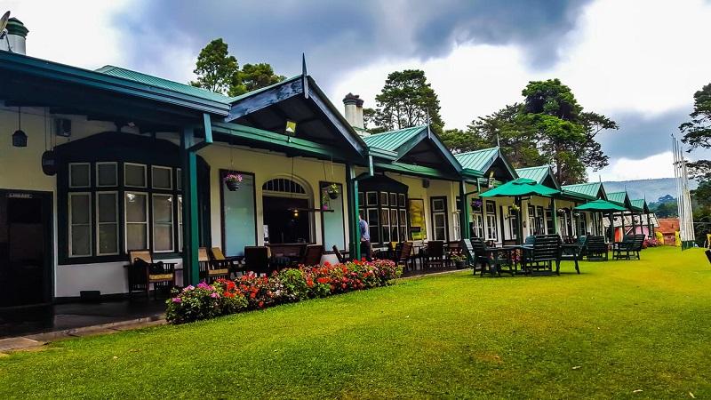 Nuwaraeliya Golf Club, Nuwara Eliya
