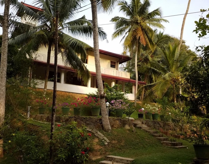 Villa Orenka in Sri Lanka