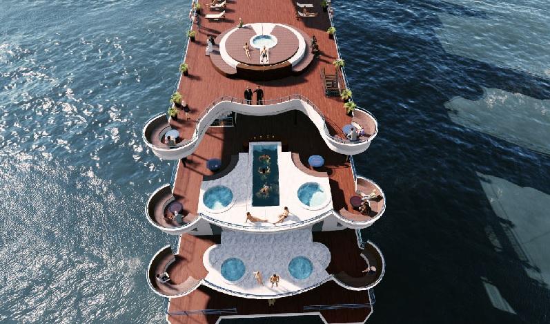 President Cruise Luxury Halong Bay cruise