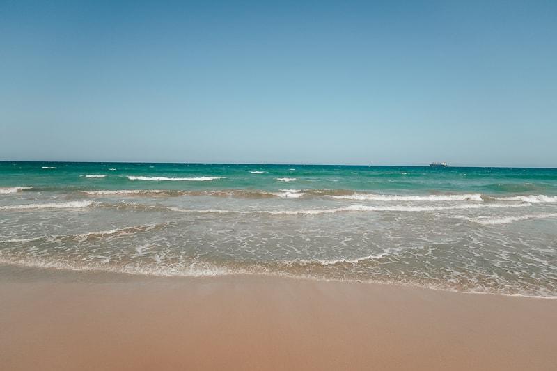 beach in trincomalee