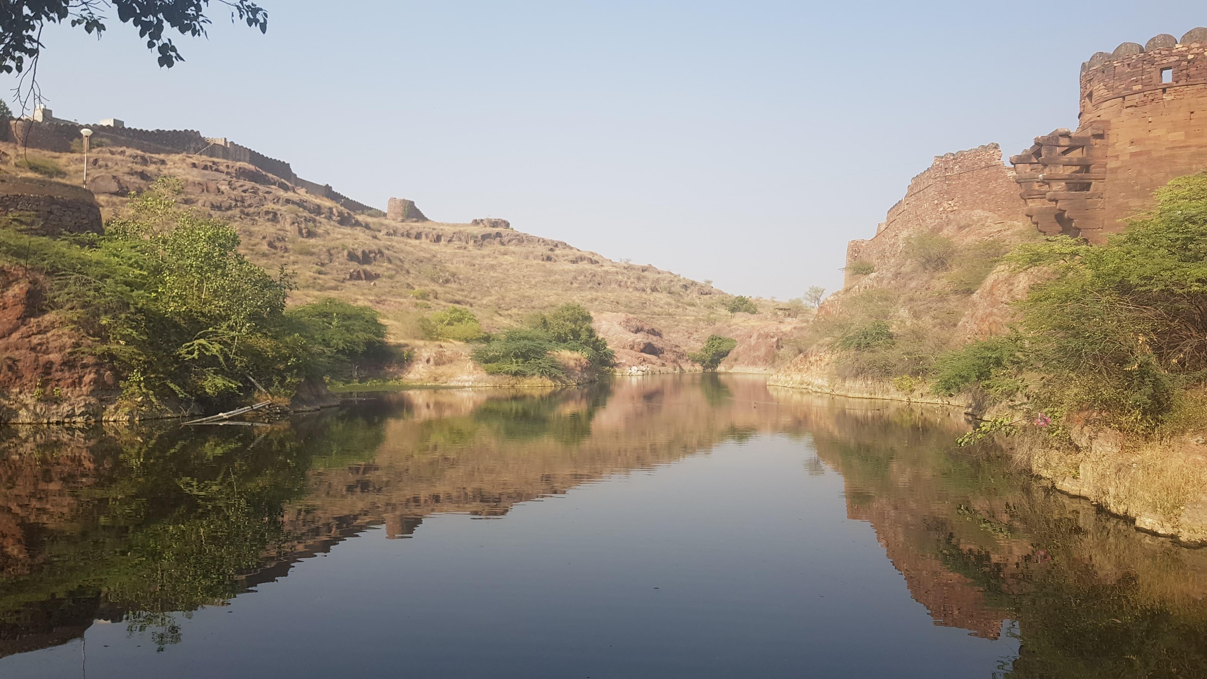 lakes in jodphur