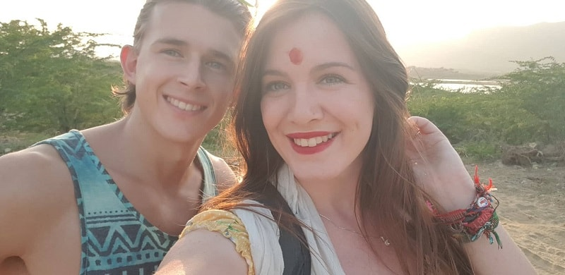 travelling through our 3 week india itinerary
