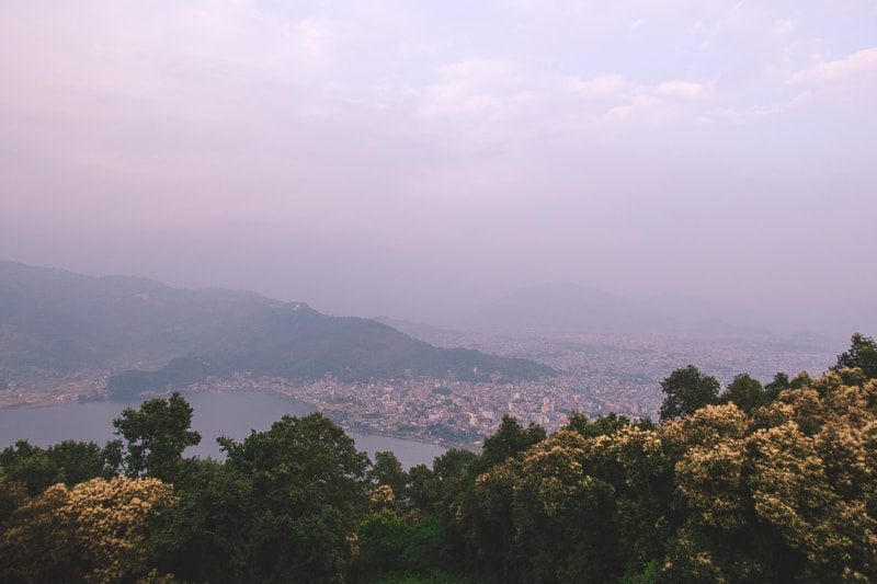 view from sagarnot