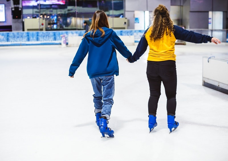 dundoland iceskating