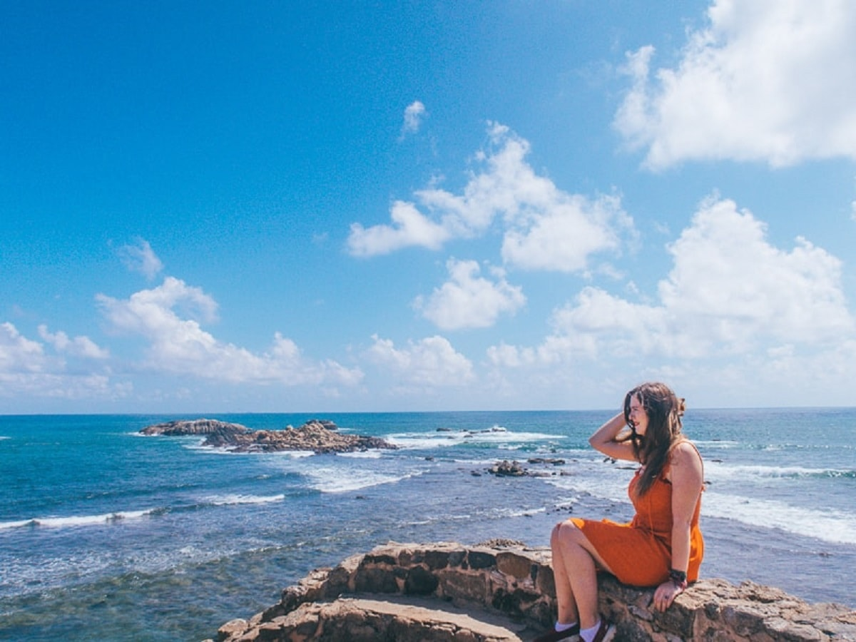 Cazzy by ocean