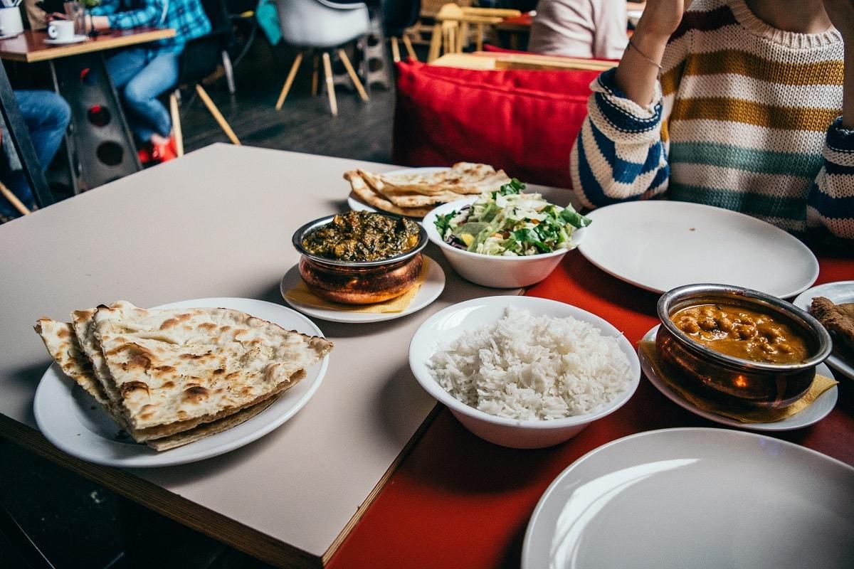 popular foods in India