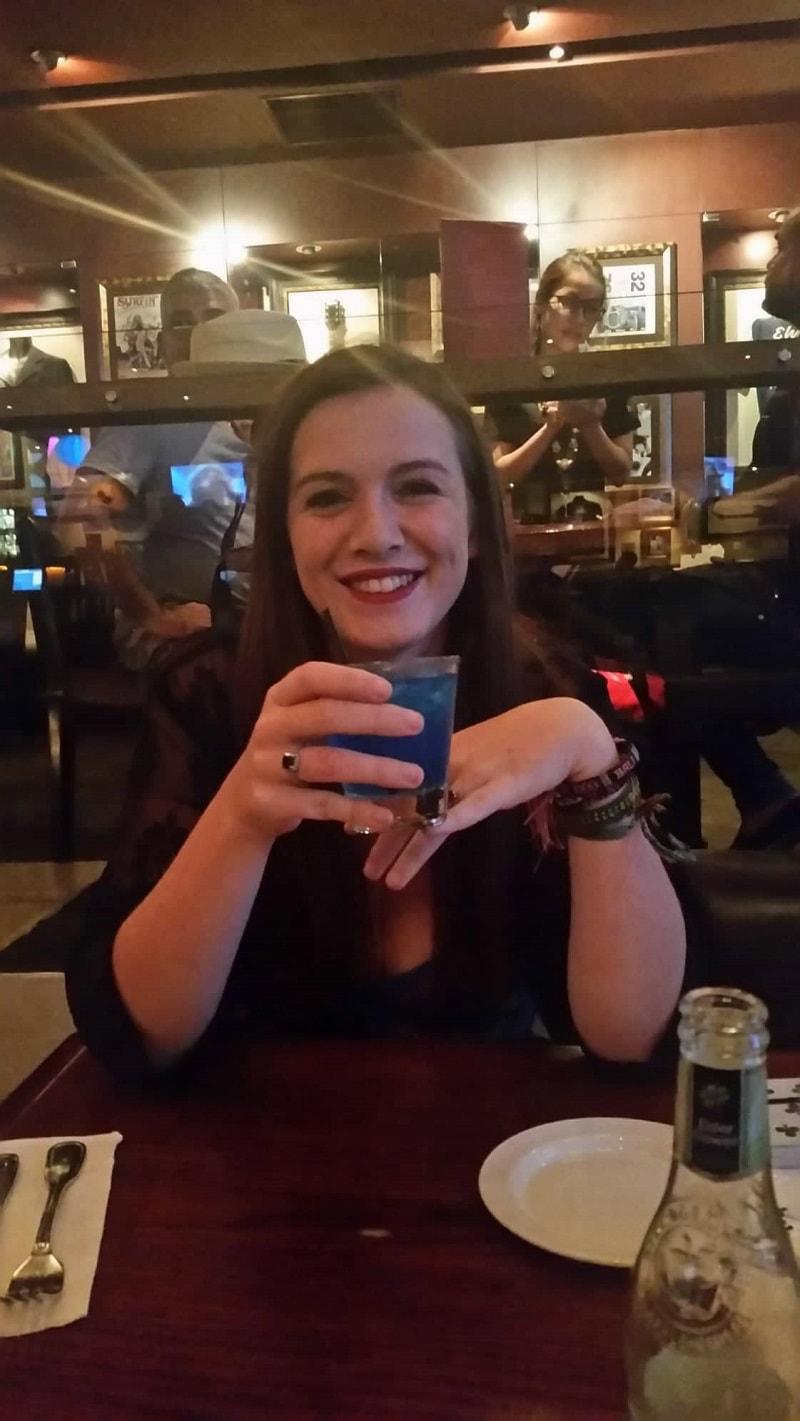 drinks at hard rock cafe ho hi minh