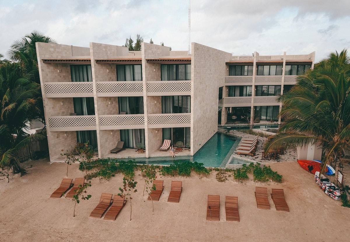 Alea Tulum hotel Mexico