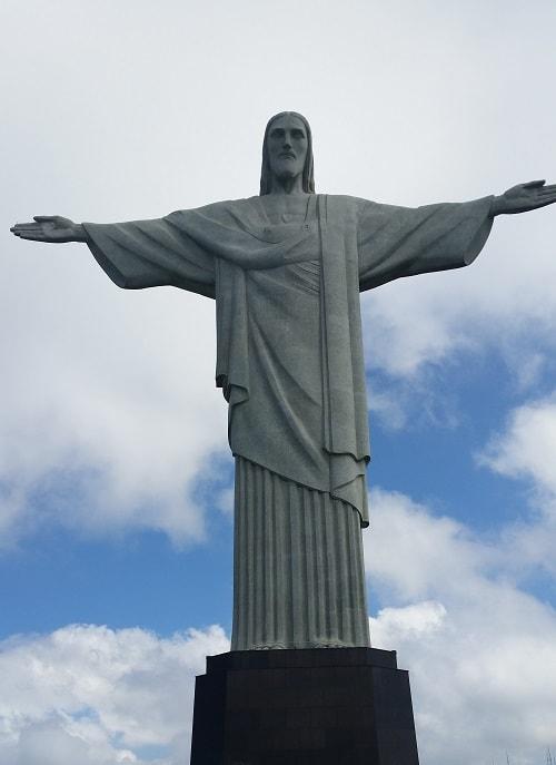Christ The Redeemer in Rio De Janiero