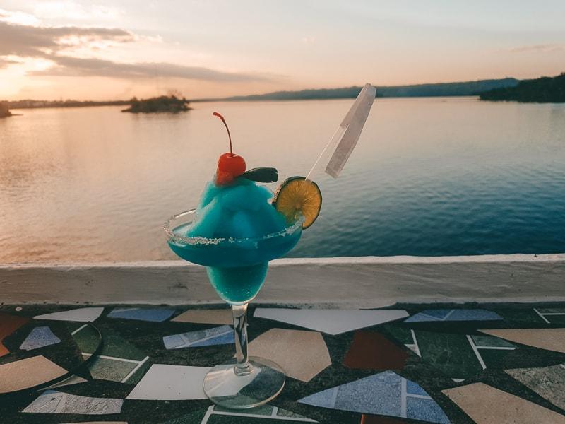 drinks a sky garden