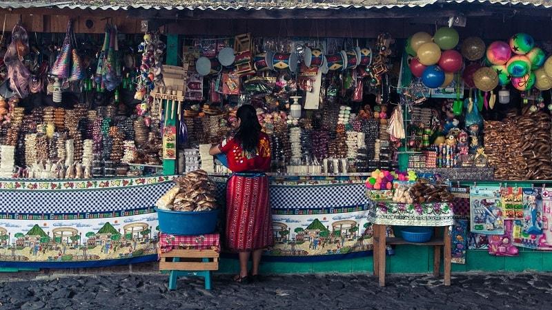 markets in antigua