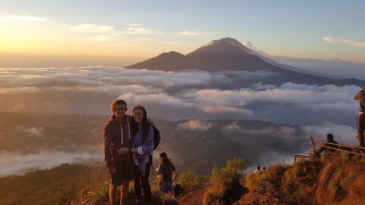 romantic view Bali