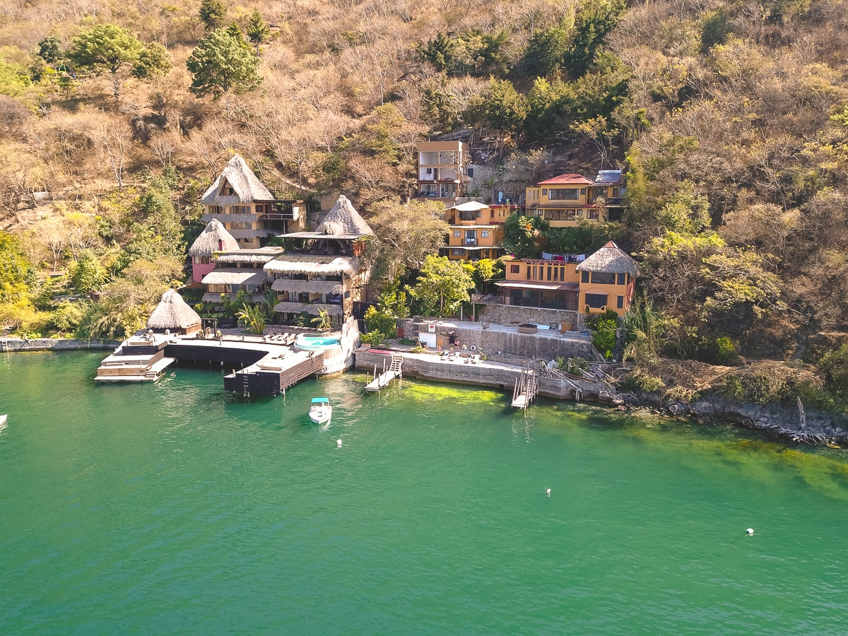 Sunset Lodge Lake Atitlan