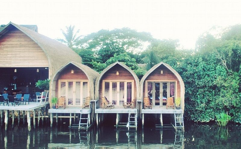 Kampot waterside Bungalows