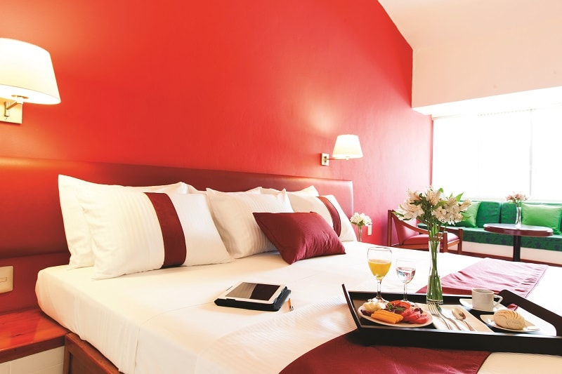 rooms at hotel mision