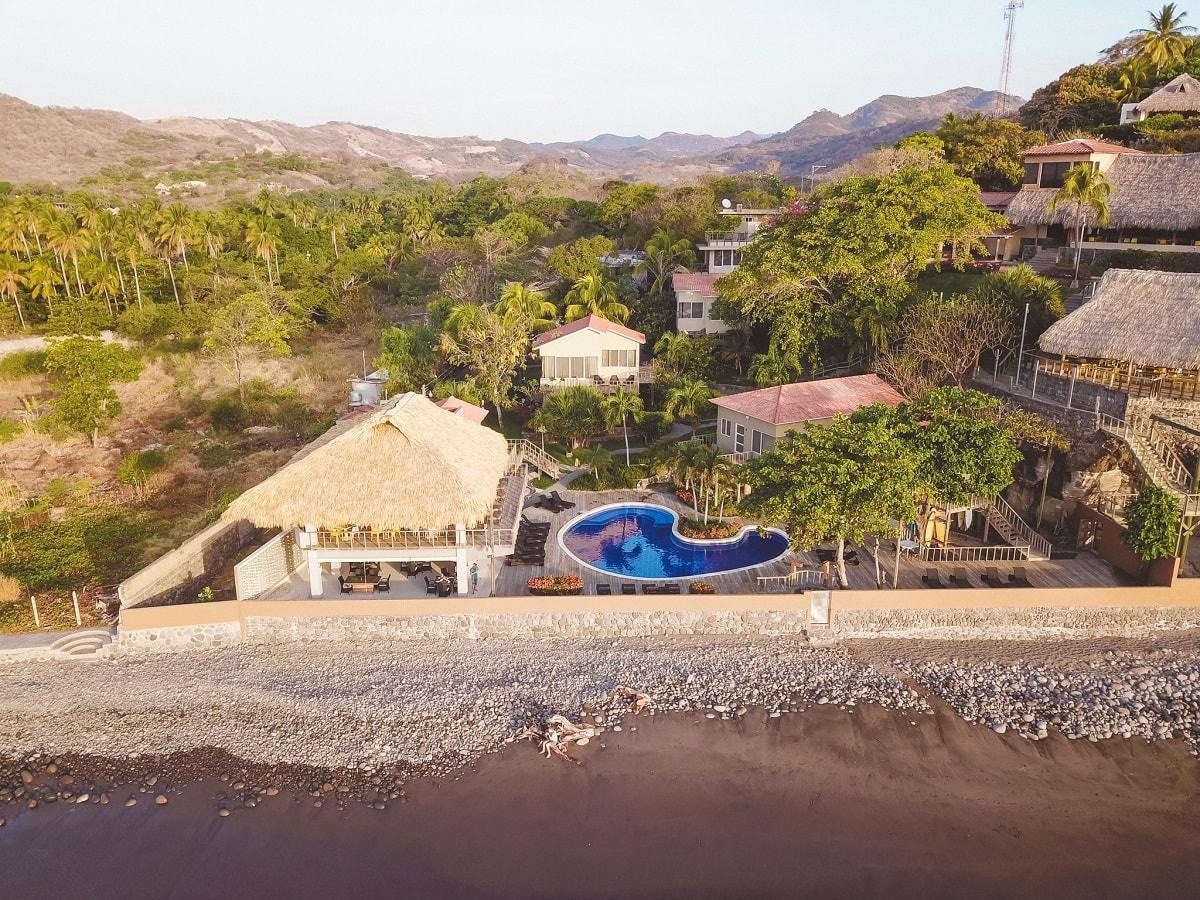 Casa De Mar El Sunzal Nicaragua