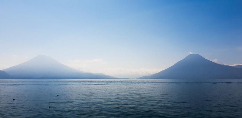 climb volcanos in lake atitlan