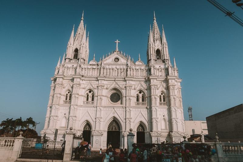 santa ana cathederal