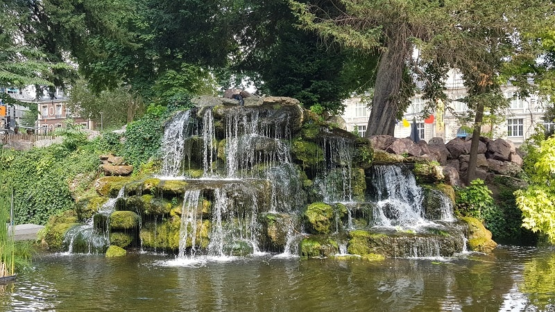 rouen gardens