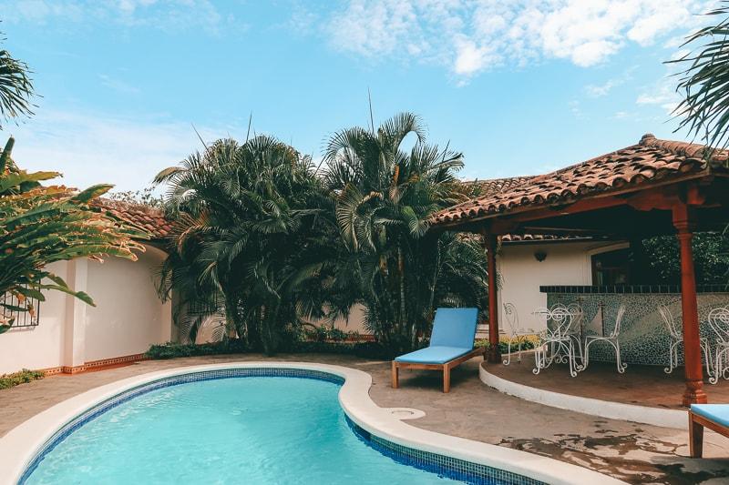 swimming pool granada
