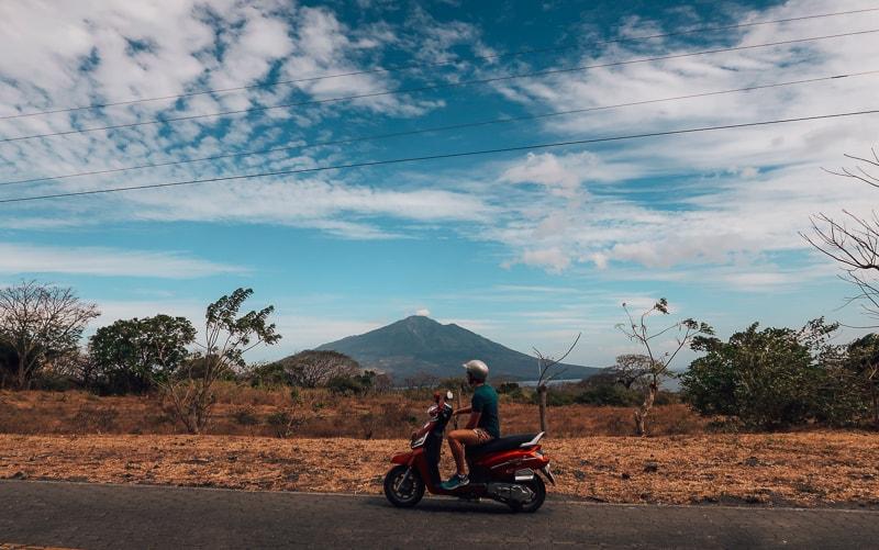 volcanoes in ometepe