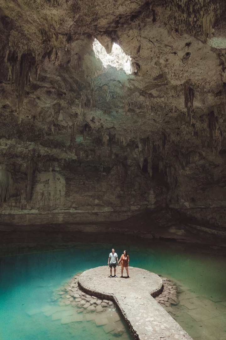 cenotes in cancun