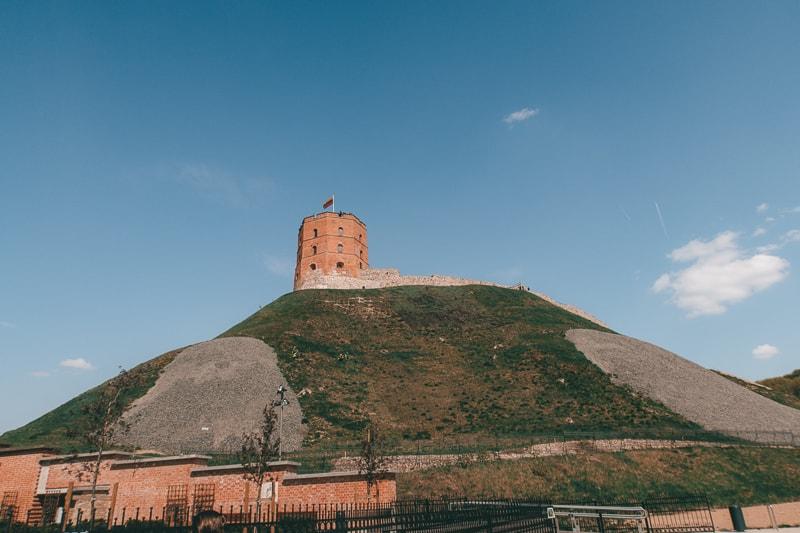 old castle ni vilnius
