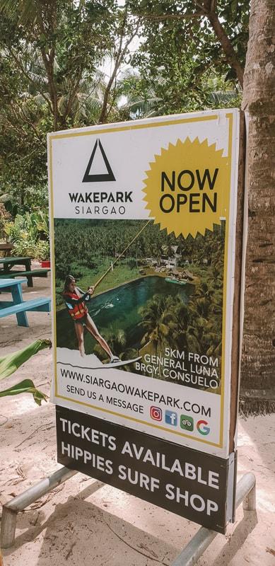 wakeboarding  siargao