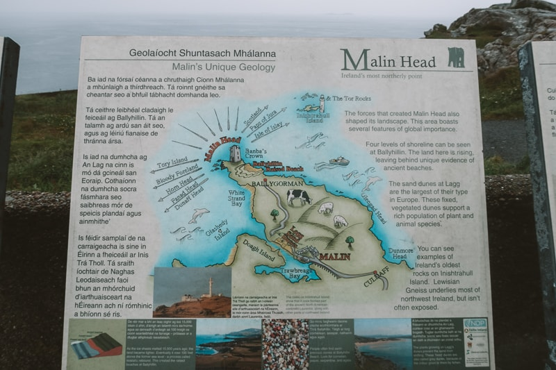 maliin head sign