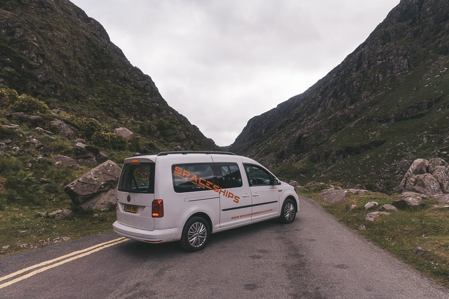 spaceships rental gap of dunloe