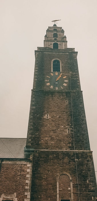 shandon bell tower