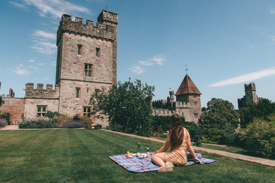 lismore castle picnic