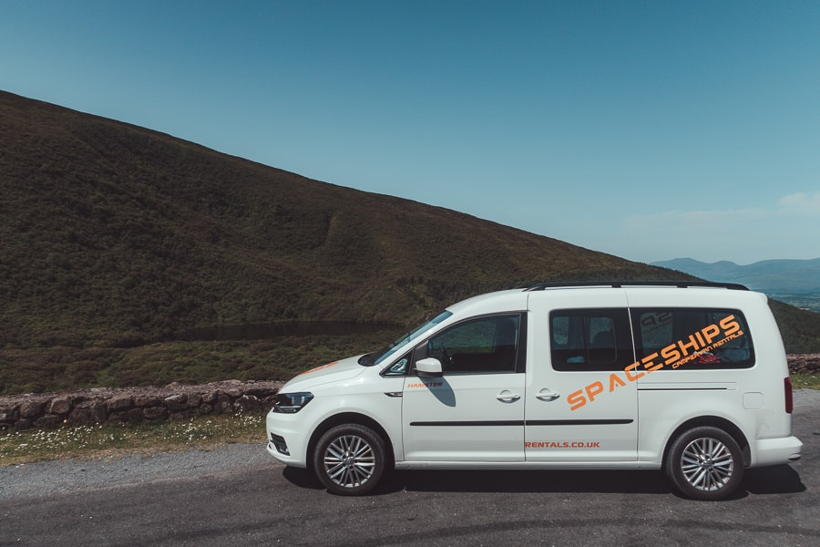 spaceships rental ireland