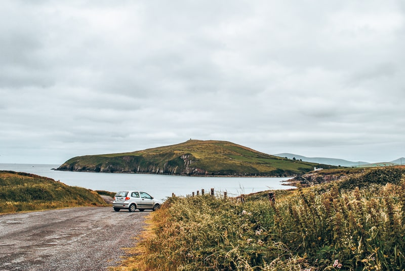 views in dingle