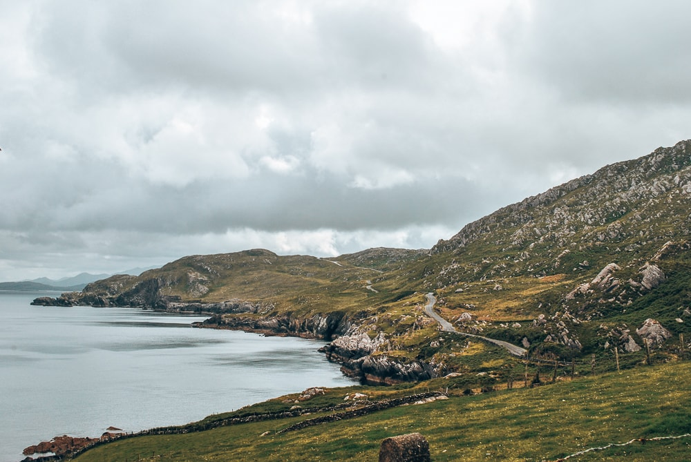 views in ireland