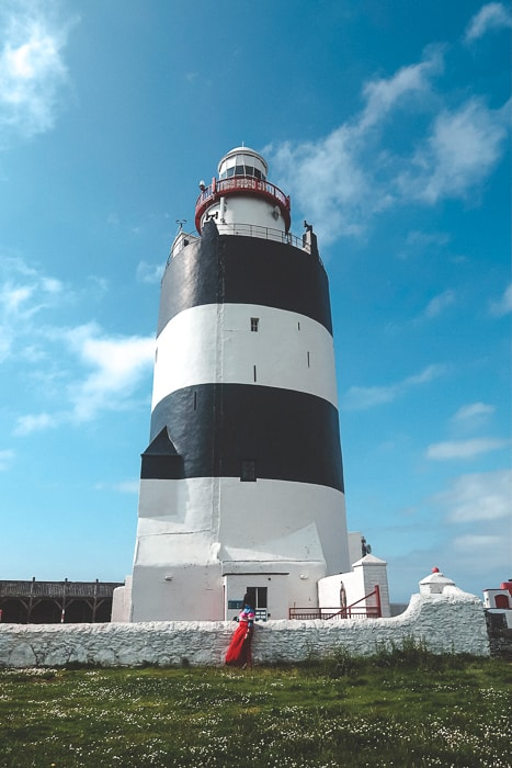 hook lighthouse ireland