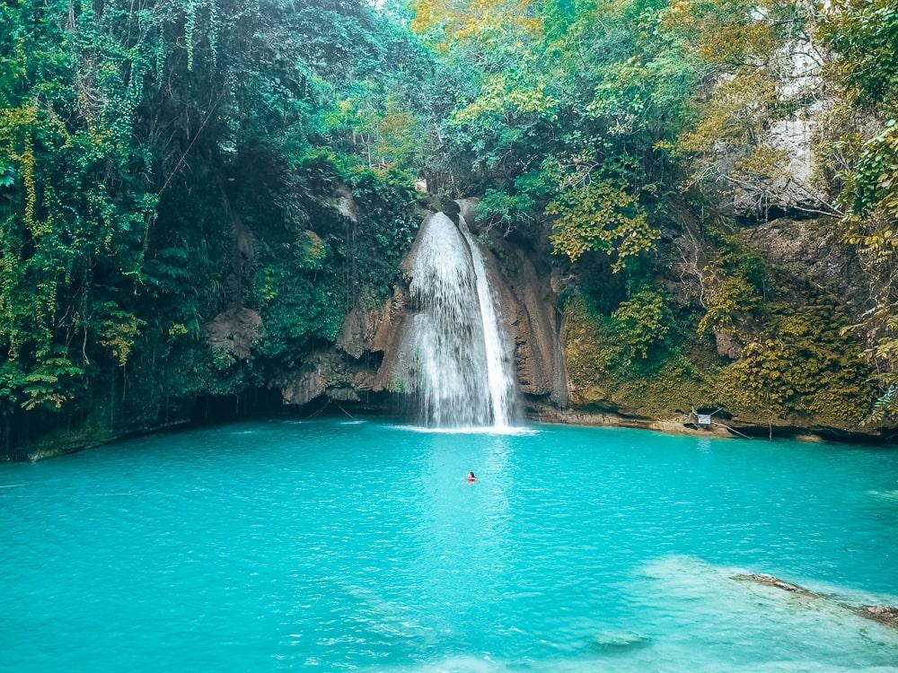 kaswan falls