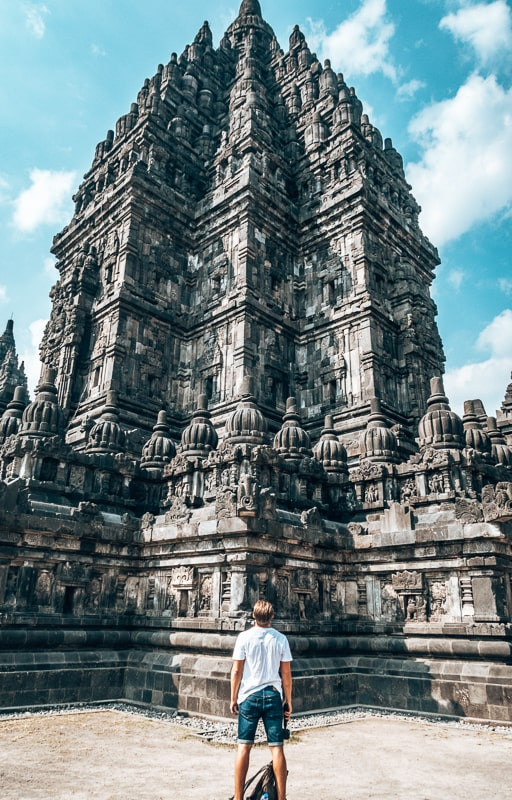 temples indonesia