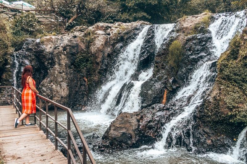 waterfalls in bandung