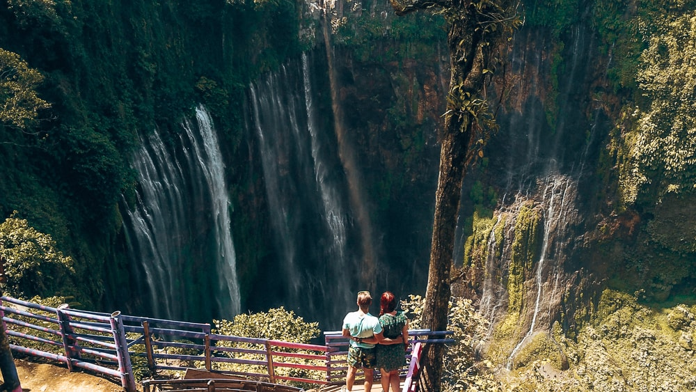 sekumal waterfall java