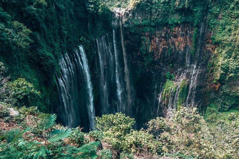 waterfall java