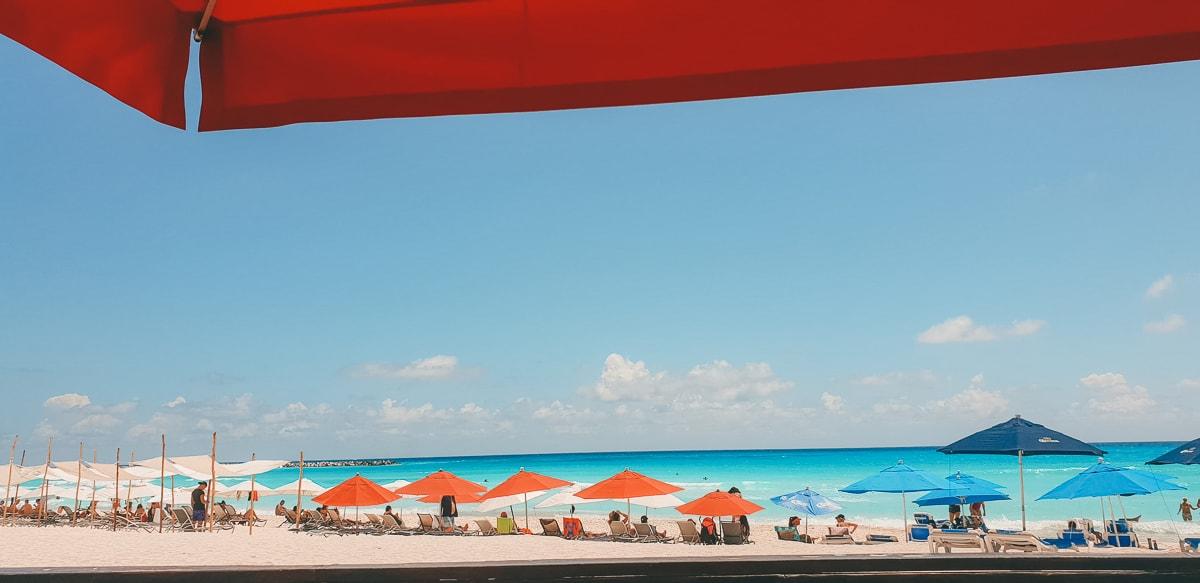 cancun accommodation