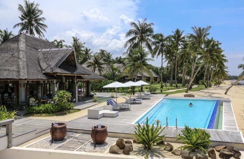 Isla Cabana Resort in Siargao, Philippines