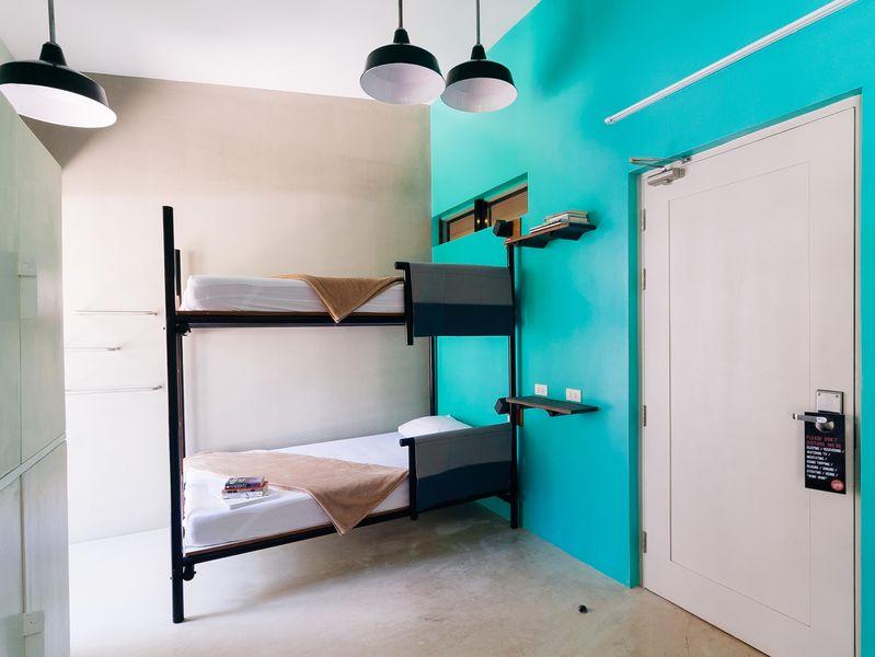 Spin Designer hostel in El Nido