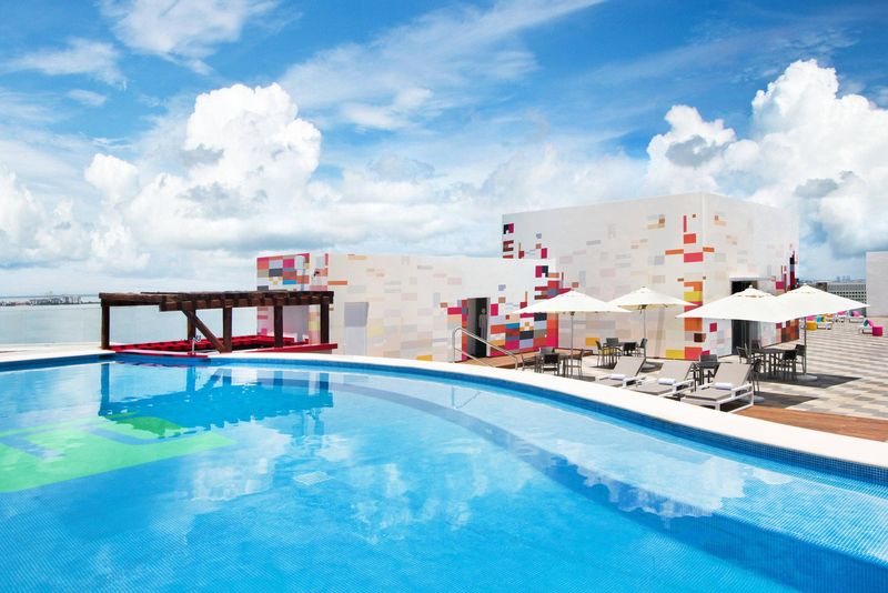 Aloft Cancun accommodation