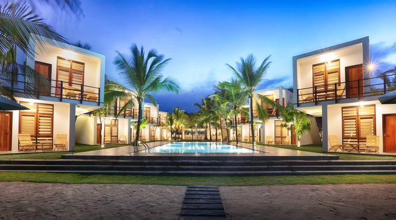 Arugambay Roccos Resort, Sri Lanka