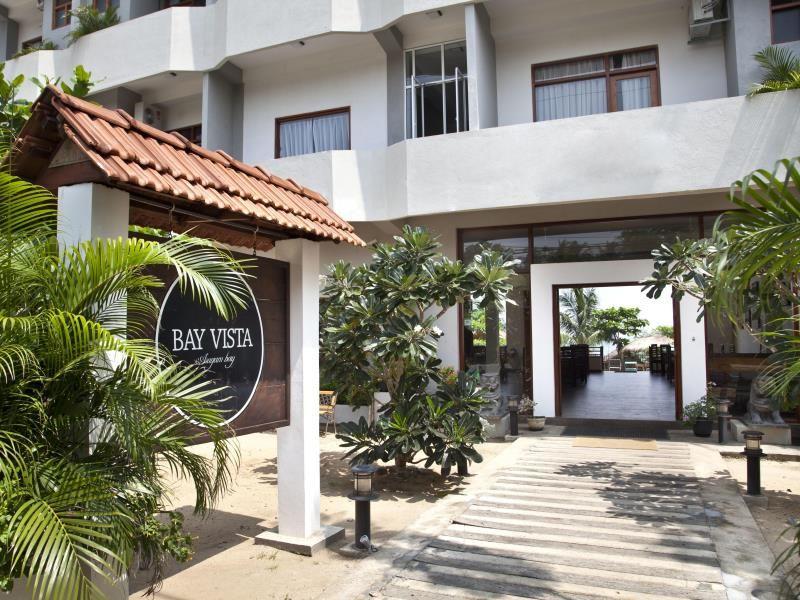 Bay Vista Hotel in Arugam Bay