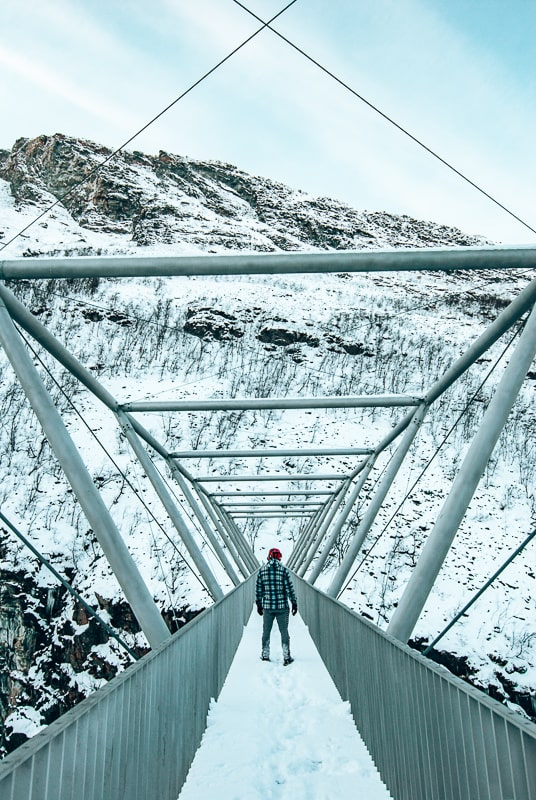 Lyngenfjord Bridge