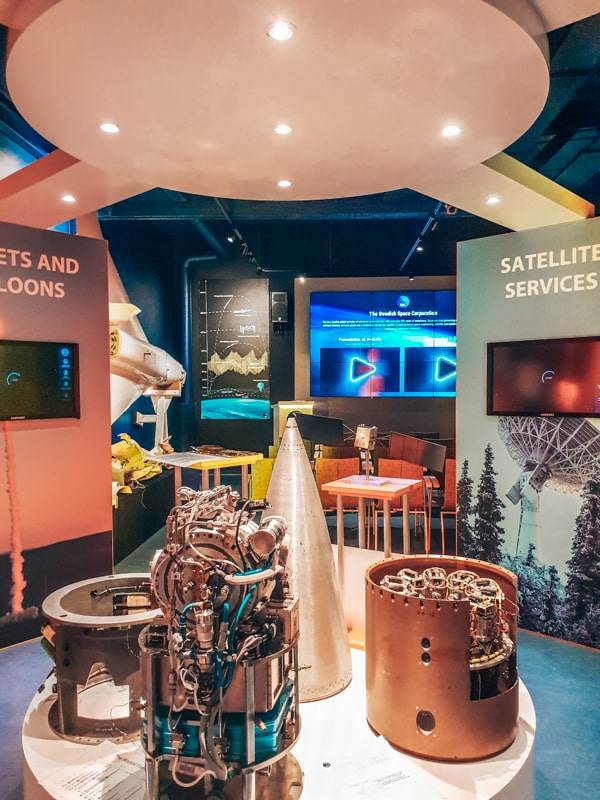 sweden space centre
