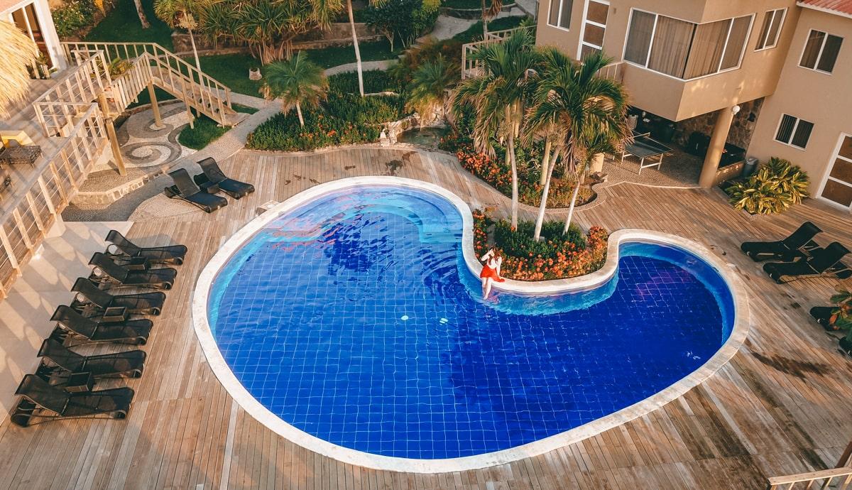 hotels in El Tunco